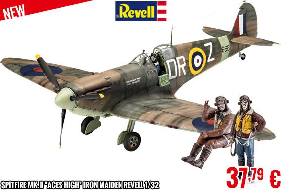 New - Spitfire Mk.II