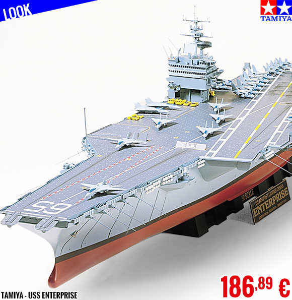 Look - Tamiya - USS Enterprise