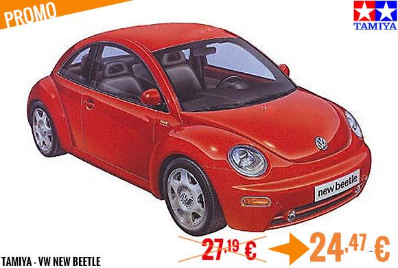 Promo - Tamiya - VW New Beetle