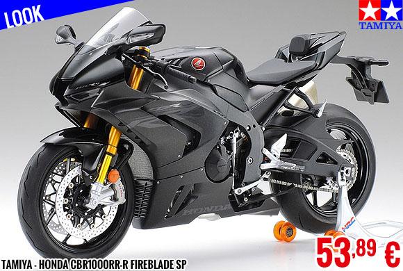 Look - Tamiya - Honda CBR1000RR-R Fireblade SP