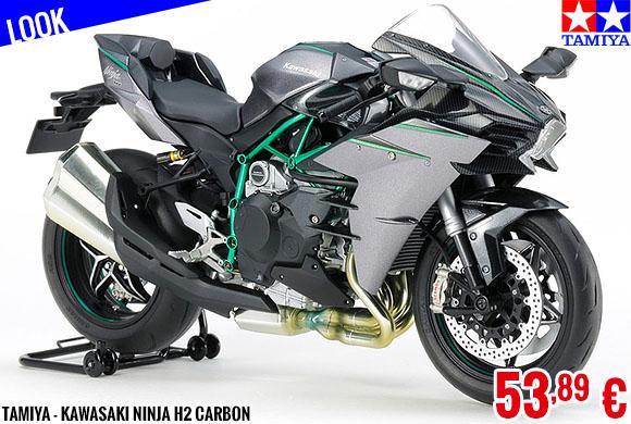 Look - Tamiya - Kawasaki Ninja H2 Carbon