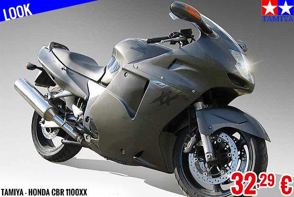 Look - Tamiya - Honda CBR 1100XX