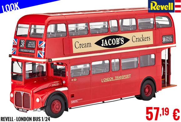 Look - Revell - London Bus 1/24
