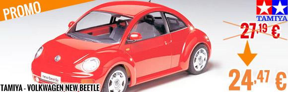 Promo - Tamiya - Volkwagen New Beetle