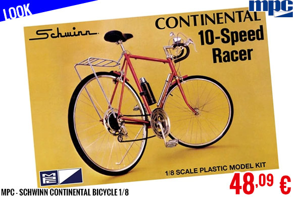 Look - MPC - Schwinn Continental Bicycle 1/8