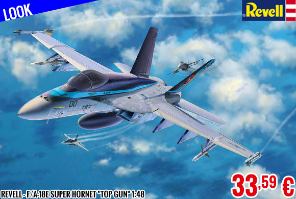 Look - Revell - F/A-18E Super Hornet