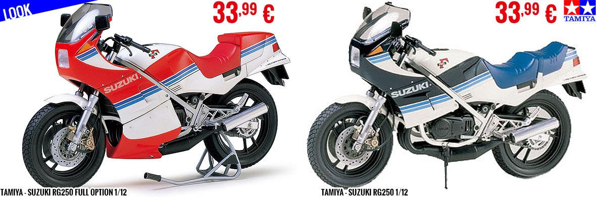 Look - Tamiya - Suzuki RG250