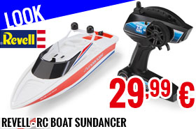 Look - Revell - RC Boat Sundancer