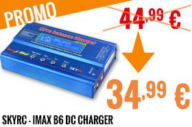 Promo - SkyRC - iMAX B6 DC Charger