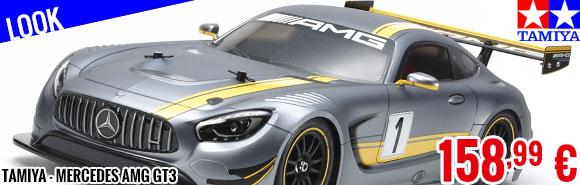 Look - Tamiya - Mercedes AMG GT3
