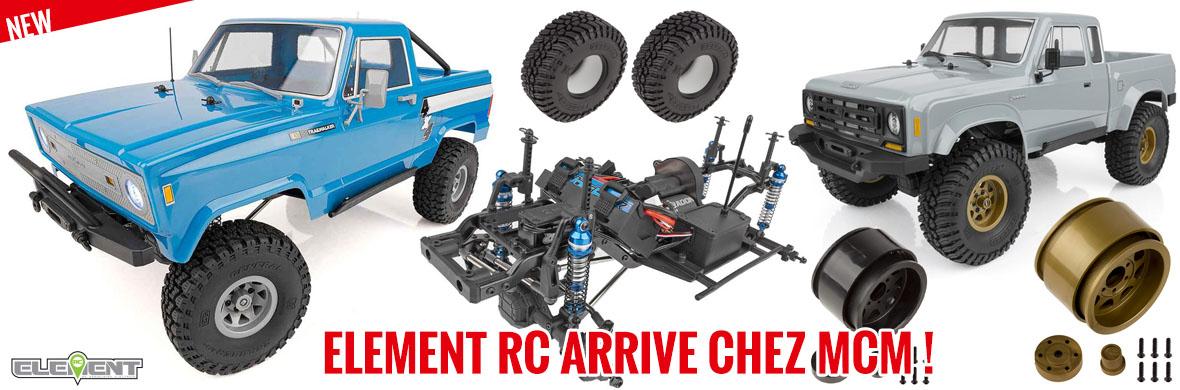 New - Element RC arrive chez MCM