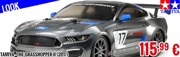 Look - Tamiya - Ford Mustang GT4 TT02