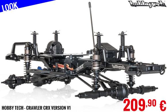 Look - Hobby Tech - Crawler CRX Version V1