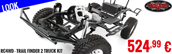 Look - RC4WD - Trail Finder 2 Truck Kit