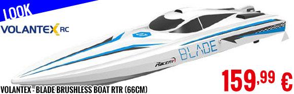 Look - Volantex - Blade Brushless Boat RTR (66cm)