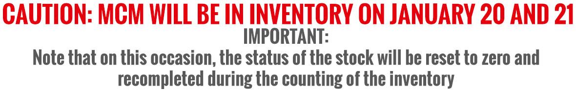 Inventary
