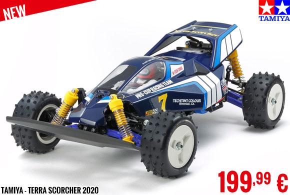 New - Tamiya - Terra Scorcher 2020