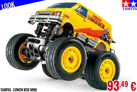 Look - Tamiya - Lunch Box Mini
