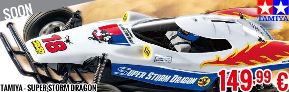 Soon - Tamiya - Super Storm Dragon