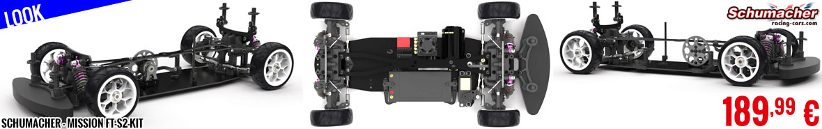 Look - Schumacher - Mission FT-S2-Kit