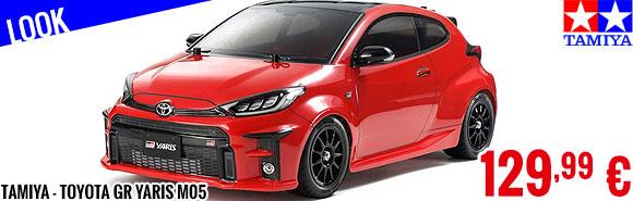 Look - Tamiya - Toyota GR Yaris M05
