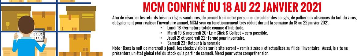 MCM - Inventaire