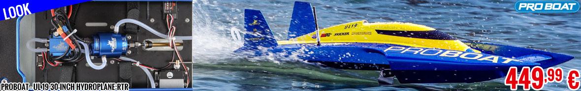 Look - ProBoat - UL 19 30-inch Hydroplane:RTR
