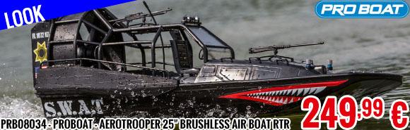 Look - PRB08034 - Proboat - Aerotrooper 25