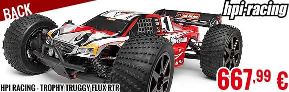 Back - HPI Racing - Trophy Truggy Flux RTR