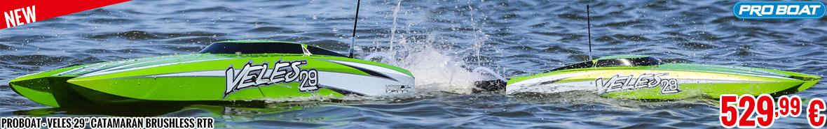New - ProBoat - Veles 29