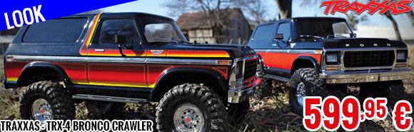Look - Traxxas - TRX-4 Bronco Crawler