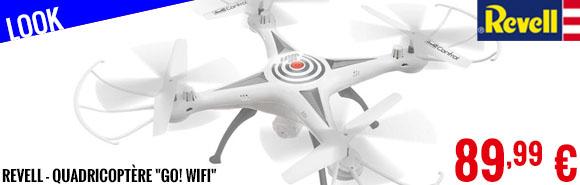 Look - Revell - Quadricoptère