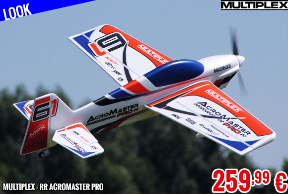 Look - Multiplex - RR Acromaster Pro