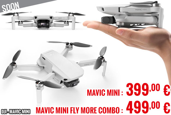 Soon - DJI - Mavic Mini