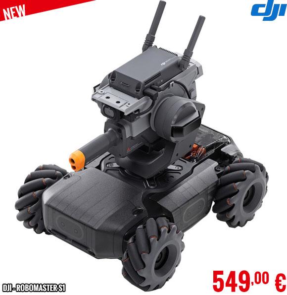 New - DJI - RoboMaster S1