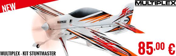 New - Multiplex - Kit Stuntmaster