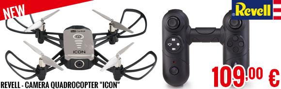 New - Revell - Camera Quadrocopter