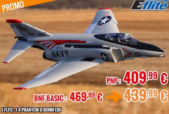 Look - E-Flite - F-4 Phantom II 80mm EDF