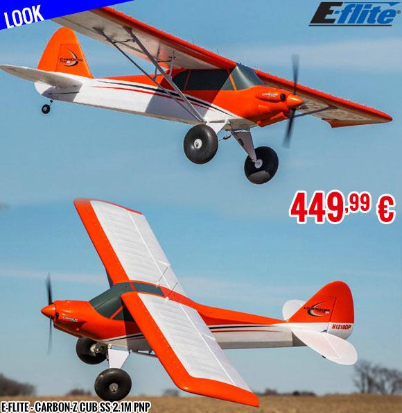 Look - E-Flite - Carbon-Z Cub SS 2.1m