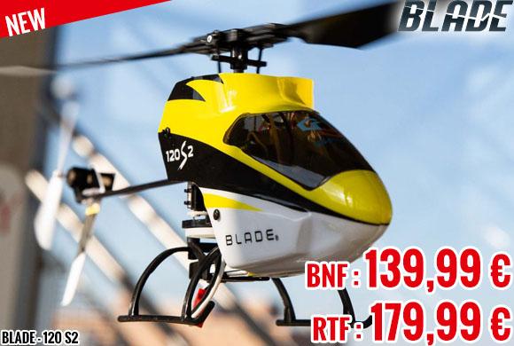 New - Blade - 120 S2