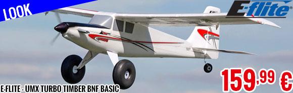 Look - E-Flite - UMX Turbo Timber BNF Basic