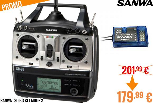 Promo - Sanwa - SD-6G Set Mode 2