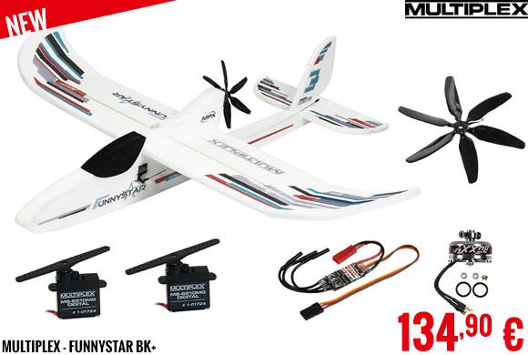 New - Multiplex - Funnystar BK+