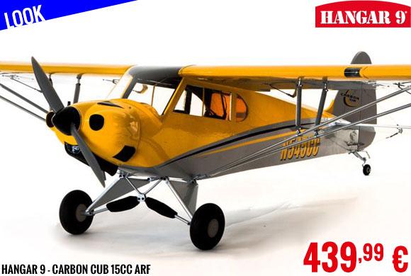 Look - Hangar 9 - Carbon Cub 15cc ARF