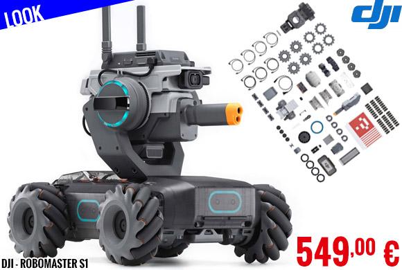 Look - DJI - Robomaster S1