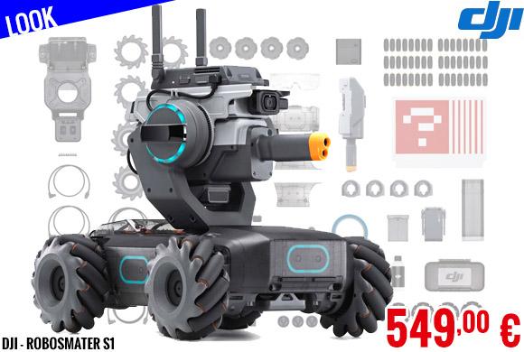 Look - DJI - Robosmater S1