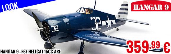 Look - Hangar 9 - F6F Hellcat 15cc ARF