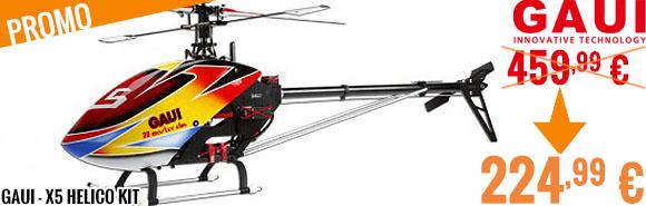 Promo - Gaui - X5 Helico Kit