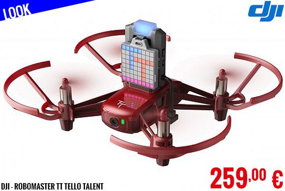 Look - DJI - Robomaster TT Tello Talent