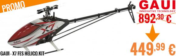 Promo - Gaui - X7 FES Helico Kit